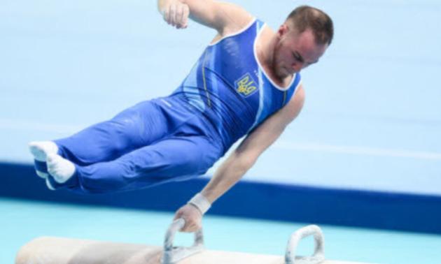 Верняєв завоював срібло на Європейських іграх