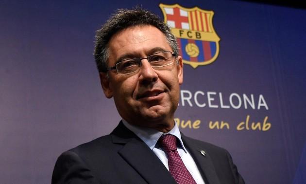 Бартомеу зібрався скаржитися на арбітраж у матчі Барселони з Реал Сосьєдадом