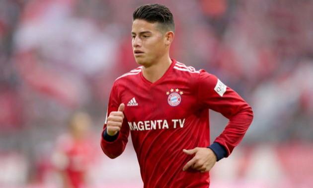 Родрігес хоче повернутися у Реал