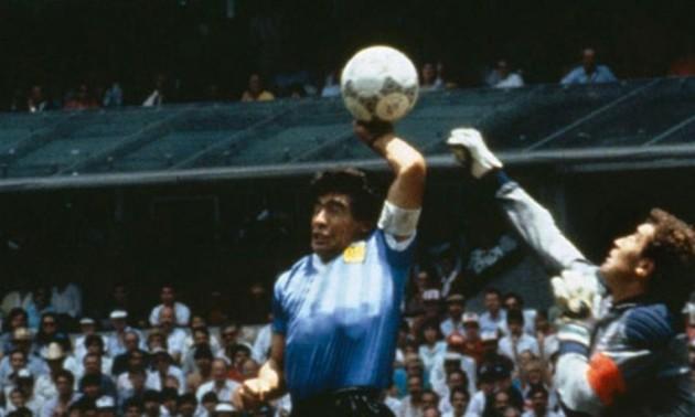 В Малайзії повторили легендарний трюк Марадони