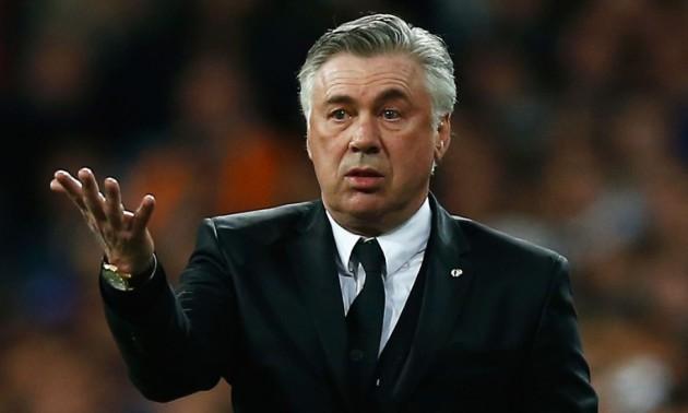 Анчелотті звільнили з посади головного тренера Наполі