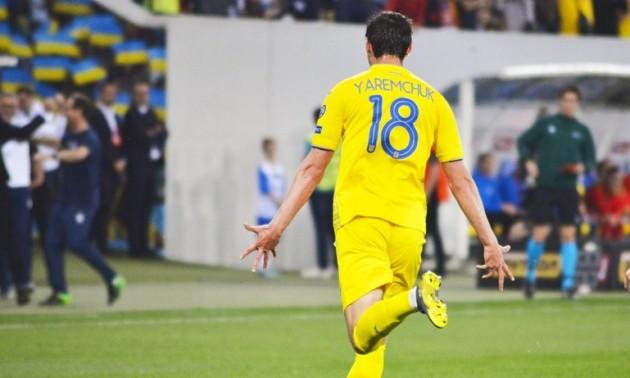 Переможний гол Яремчука у ворота Люксембурга