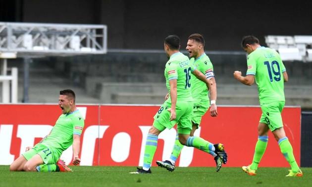 Верона - Лаціо 0:1. Огляд матчу
