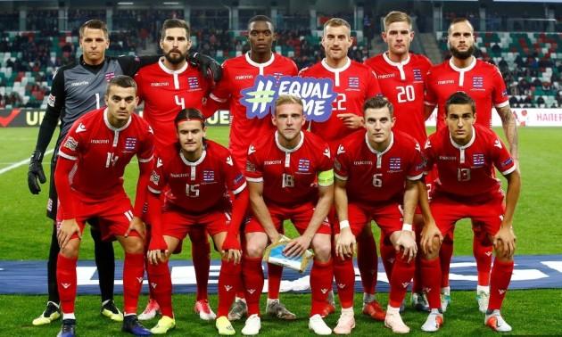 Люксембург за останні 9 років отримав стільки ж перемог, скільки ж і за попередні 100
