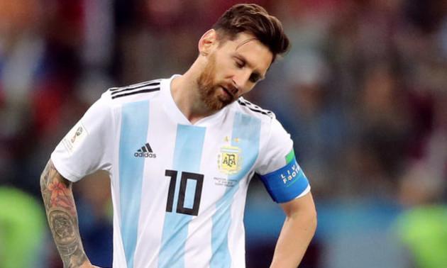 Апеляція Мессі щодо дискваліфікації у збірній Аргентини відхилена