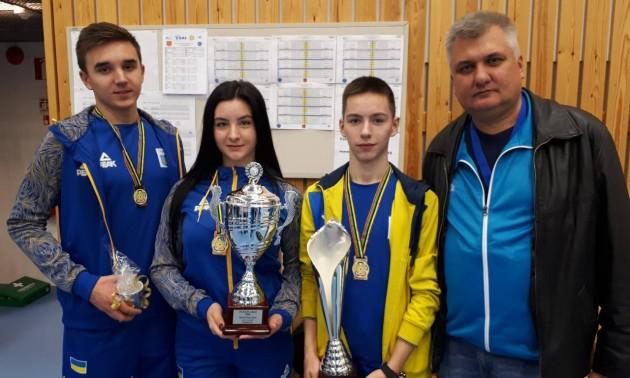 Знай наших! Українські стрільці знищили Росію у фіналі турніру в Фінляндії. ФОТО