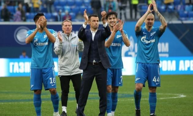 Ракицький і Тимощук стали чемпіонами Росії у складі Зеніта