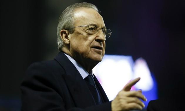 Перес переобраний на пост президента Реала