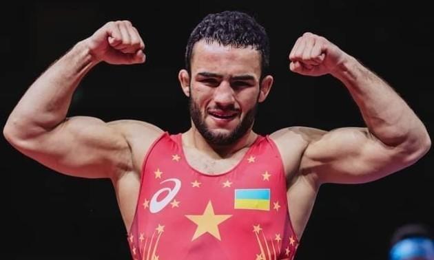 Насібов програв іранцю у фіналі Олімпіади