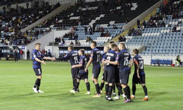 Ви - дно - фанати Чорноморця розкритикували свою команду