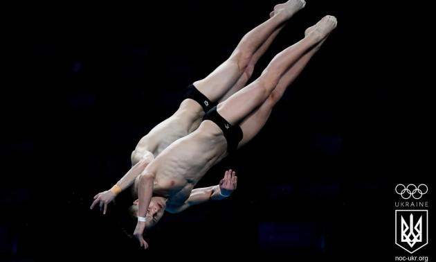 Середа та Сербін посіли шосте місце на Олімпійських іграх
