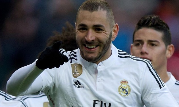 Бензема продовжив контракт з мадридським Реалом
