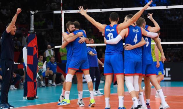 Сербія виграла чемпіонат Європи із волейболу