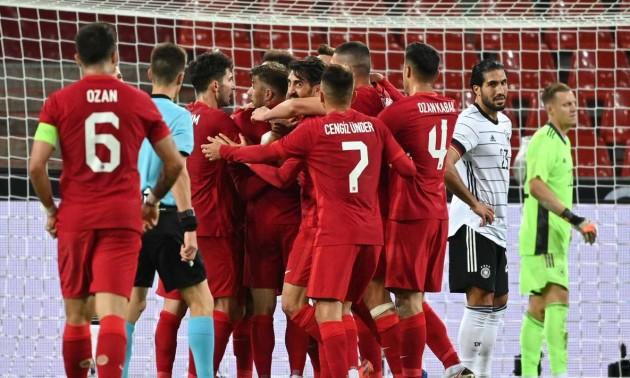 Німеччина - Туреччина 3:3. Огляд матчу