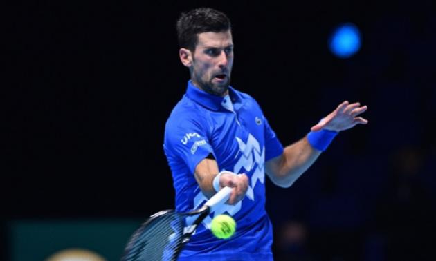Джокович успішно стартував на Підсумковому турнірі ATP