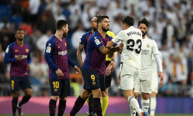 Барселона познущалася з Реала після матчу