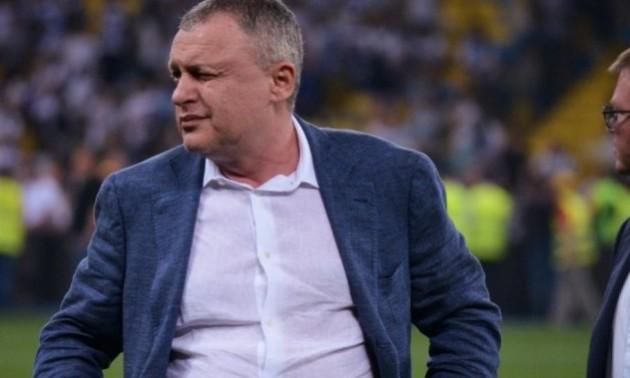 Суркіс: У Динамо не було гри та результату