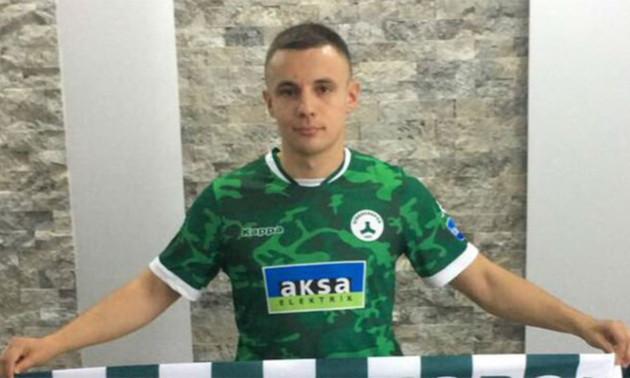 Дніпро-1 підпише вихованця Динамо