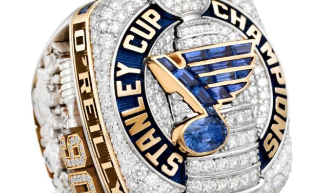 Гравці Сент-Луїса отримали чемпіонські персні за виграш Кубка Стенлі-2019