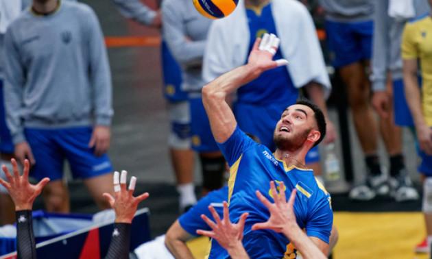 Збірна України пробилась у плей-оф чемпіонату Європи