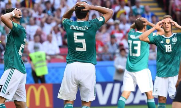 Збірна Німеччини оновила свій 40-річний антирекорд
