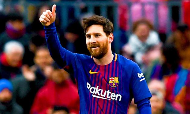 Мессі обійшов Іньєсту за кількістю матчів за Барселону в Ла-Лізі