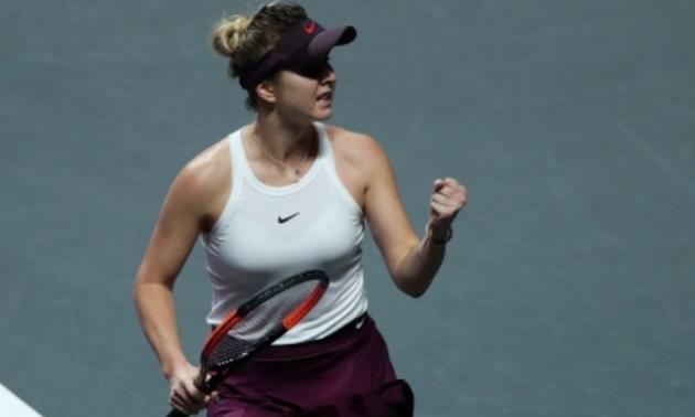 Світоліна обіграла Плішкову на Підсумковому турнірі WTA
