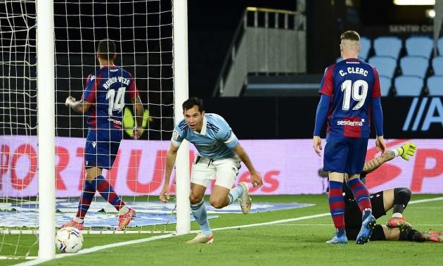 Сельта - Леванте 2:0. Огляд матчу