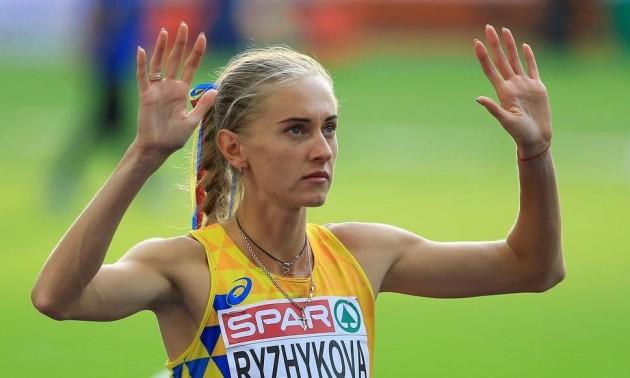 Рижикова виграла забіг на чемпіонаті світу