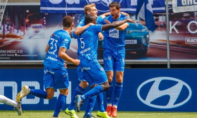Дубль Безуса та гол Яремчука принесли перемогу Генту в чемпіонаті Бельгії