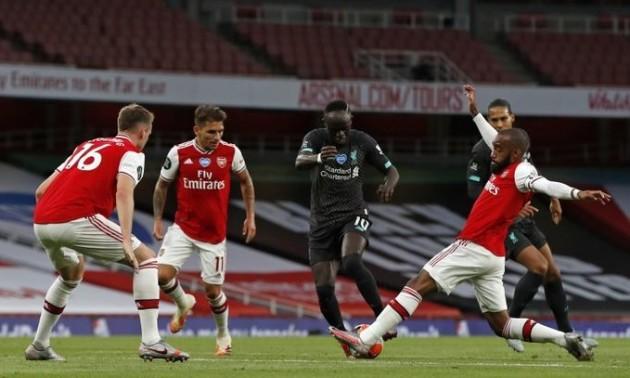 Арсенал - Ліверпуль 2:1. Огляд матчу