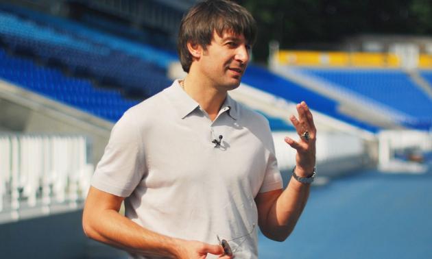Шовковський: Перестав бути корисним команді і для мене це найголовніше