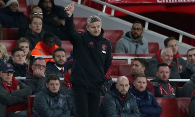 Сульшера затвердили головним тренером Манчестер Юнайтед