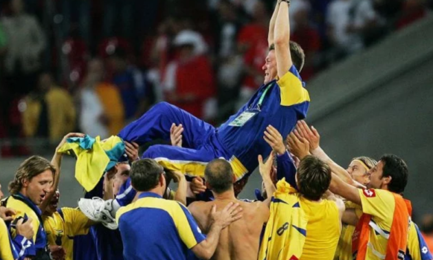 Збірна України, яка вже вигравала відбіркову групу. Легендарний матч Туреччина - Україна: хто грав