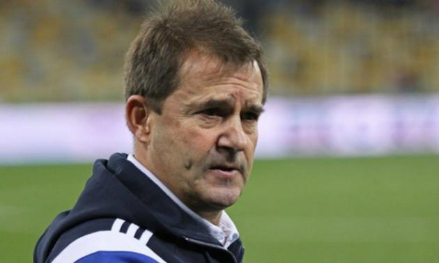 Екс-тренер Динамо хоче очолити Спартак