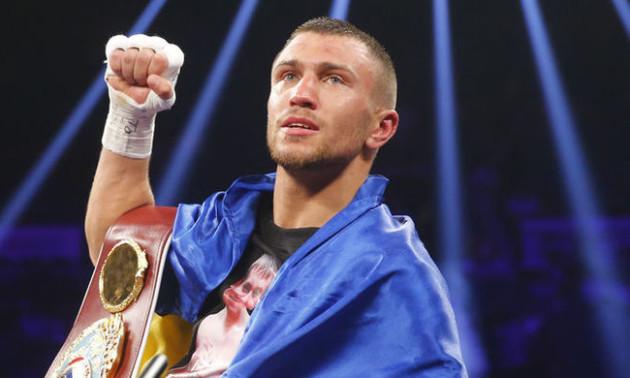 Ломаченко лідирує у рейтингу найкращих боксерів світу