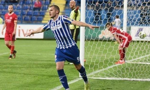 Зоря підсилилась чорногорським нападником