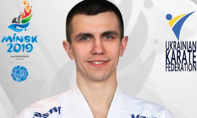 Українські каратисти здобули нагороди на Європейських іграх