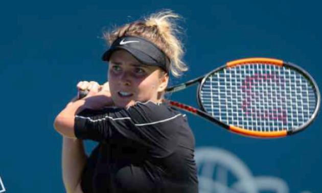 Світоліна покинула турнір у Торонто