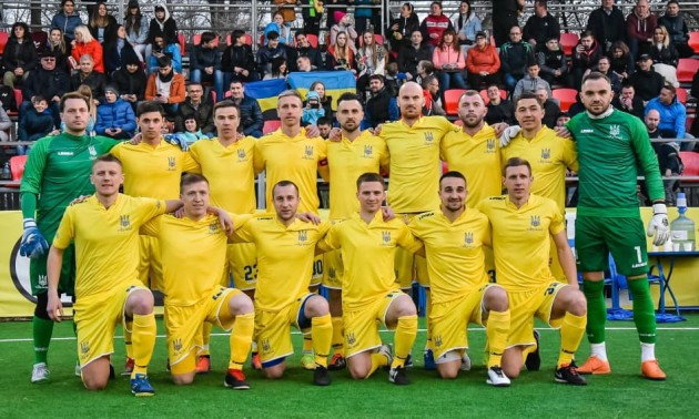 Нам соромно - Федерація міні-футболу України звинуватила журналістів у фейку