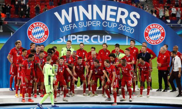 Баварія встановила унікальний рекорд