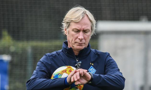 Михайличенко повернувся у Динамо