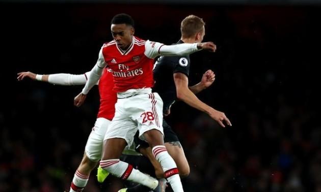 Вест Гем без Ярмоленка програв Арсеналу у 16 турі АПЛ