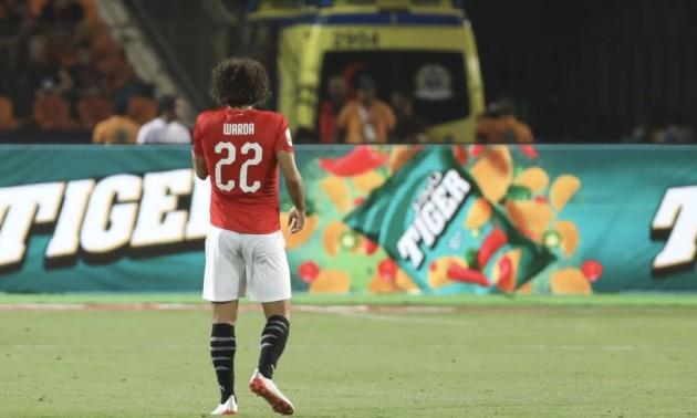 Гравця збірної Єгипту вигнали з команди