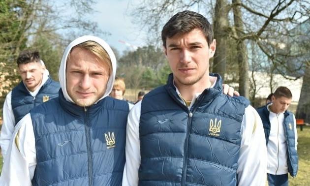 Безус: Дізнався про виклик у збірну України на висоті 10 тис метрів