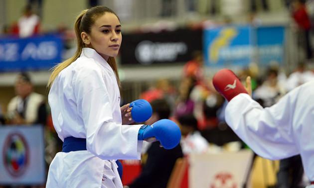 Терлюга перемогла на престижному турнірі з карате