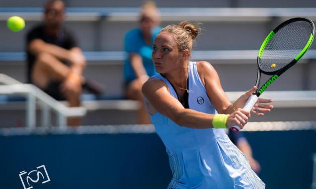 Бондаренко поступилася Жабер на турнірі в ОАЕ