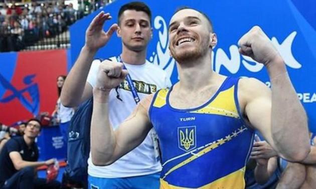 Верняєв запропонував вибрати фанатам найкрасивішу медаль  Європейських ігор