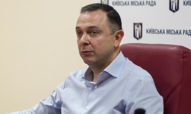 Гутцайт: Усі спортивні об'єкти України повинні залишатися в спорті