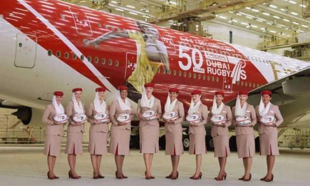 Фото української спортсменки прикрашатиме літаки однієї з найкращих авіакомпаній світу